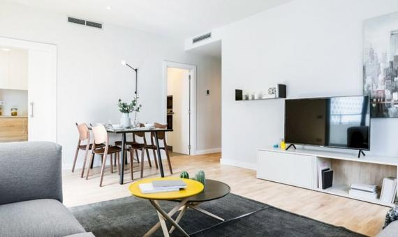 New construction apartments close to Plaza Europa in the Hospitalet de Llobregat of Barcelona   3
