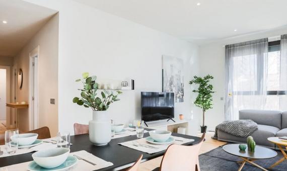New construction apartments close to Plaza Europa in the Hospitalet de Llobregat of Barcelona   4