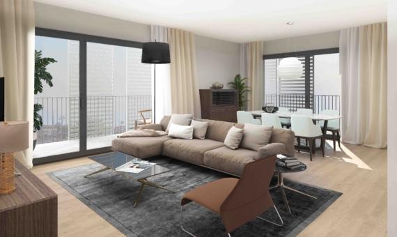 Luxury new constructed flats in Sarria-San Gervasi   1