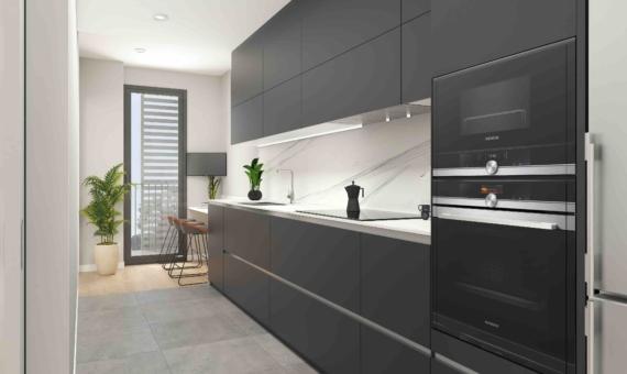 Luxury new constructed flats in Sarria-San Gervasi   2