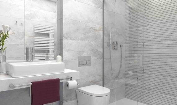 Luxury new constructed flats in Sarria-San Gervasi   4
